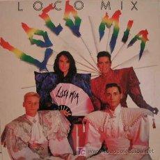 Discos de vinilo: LOCOMIA MAXI , AÑO 1990 . Lote 27033269