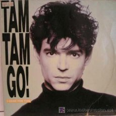 Discos de vinilo: VINILO MAXI TAM TAM GO- I COME FOR YOU AÑO 1988. Lote 25463223