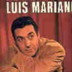 Discos de vinilo: LUIS MARIANO LP SERIE AZUL 1968 EMI E+/M-. Lote 11970250