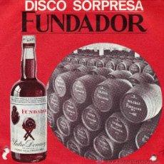 Discos de vinilo: MUSICA REGIONAL DE ESPAÑA (ARAGONESA, MADRILEÑA, VASCA, ARAGONESA) FUNDADOR . Lote 11071919