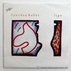 Discos de vinilo: SPANDAU BALLET - TRUE (LP). Lote 27329474