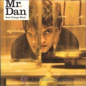 MR. DAN * HOW THINGS WORK * 2LP 180G * NUEVO!! (Música - Discos - LP Vinilo - Electrónica, Avantgarde y Experimental)
