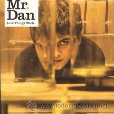 Discos de vinilo: MR. DAN * HOW THINGS WORK * 2LP 180G * NUEVO!!. Lote 104747574