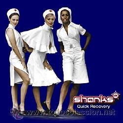 SHANKS D.K. * QUICK RECOVERY * 2LP * NUEVO !! ESTILO FATBOY SLIM , CHEMICAL BROTHERS (Música - Discos - LP Vinilo - Techno, Trance y House)