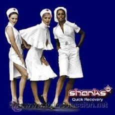 Discos de vinilo: SHANKS D.K. * QUICK RECOVERY * 2LP * NUEVO !! ESTILO FATBOY SLIM , CHEMICAL BROTHERS. Lote 26734018