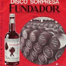 Discos de vinilo: MARÍA ALEJANDRA . LA FOLKLORISTA DE MÉJICO (DISCO SORPRESA FUNDADOR). Lote 11085093