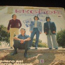 Discos de vinilo: SUEÑOS - AÑO 1973 - CANCIONES DE EMILIO JOSE. Lote 11087215