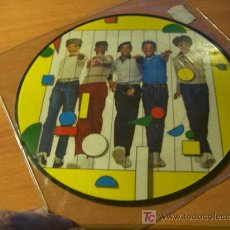 NEW EDITION ( CANDY GIRL ) SINGLE PICTURE DISC UK 1983