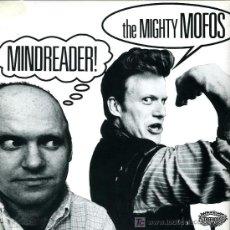 Discos de vinilo: THE MISHTY MOFOS - MINDREADER / SCREW / AFTERGLOW - EP 33RPM - 1988 - VINILO AMARILLO TRASPARENTE. Lote 11103274