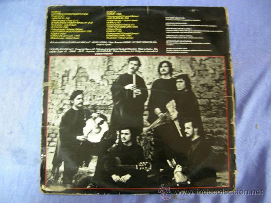 Discos de vinilo: lp de VIVA CHILE ! de inti-illimani 1977 - Foto 2 - 26632412
