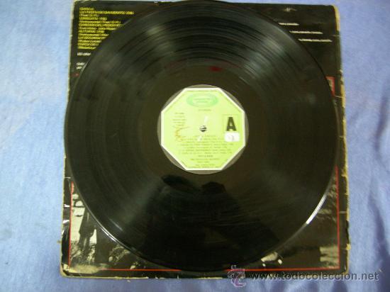 Discos de vinilo: lp de VIVA CHILE ! de inti-illimani 1977 - Foto 3 - 26632412