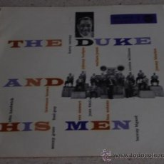 Discos de vinilo: DUKE ELLINGTON AND HIS ORCHESTRA ?– THE DUKE AND HIS MEN, GERMANY 1955 EP RCA. Lote 11133365