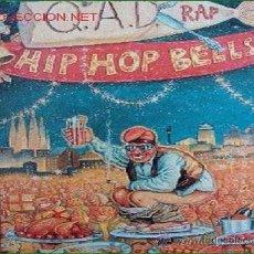 Discos de vinilo: Q.A.D. RAP - HIP HOP BELLS - MX - CAGANET - DANCE NAVIDAD EN CATALÁN - NUEVO!!!. Lote 25847495