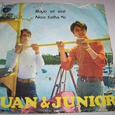 Discos de vinilo: JUAN Y JUNIOR. Lote 26648653