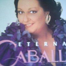 Discos de vinilo: MONSERRAT CABALLE,ETERNAL CABALLE 2 LP. Lote 11152351