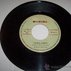 Discos de vinilo: JUAN Y JUNIOR. Lote 27443548
