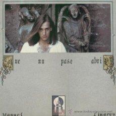 Discos de vinilo: MANUEL LINARES - QUE NO PASE ABRIL - LP - NUEVO !!!. Lote 26310358