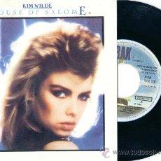 Discos de vinilo: KIM WILDE. HOUSE OF SALOME (VINILO-SINGLE-PROMOCIONAL 1983). Lote 11184788