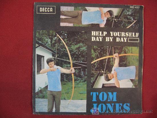 TOM JONES - 45 RPM (Música - Discos - LP Vinilo - Cantautores Extranjeros)