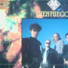 Discos de vinilo: CIENFUEGOS,BESOS DEL 90. Lote 11194394