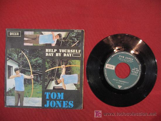 Discos de vinilo: TOM JONES - 45 RPM - Foto 2 - 11193441