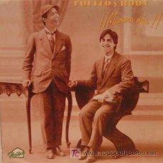 Discos de vinilo: SINGLE FOFITO Y RODY (LOS PAYASOS DE LA TELE) MAMMA MIA 1991. Lote 24623266