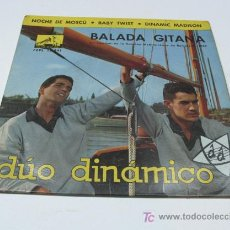 Discos de vinilo: DUO DINAMICO. BALADA GITANA.. Lote 27115442