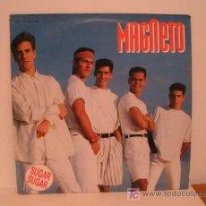 Discos de vinilo: MAXI SINGLE VINILO MAGNETO - SUGAR SUGAR 1993. Lote 25174612