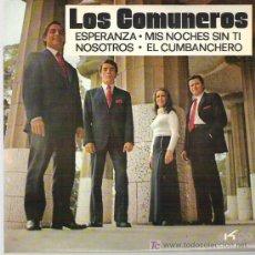 Discos de vinilo: LO COMUNEROS - ESPERANZA *** EP 1971 EKIPO. Lote 13352816