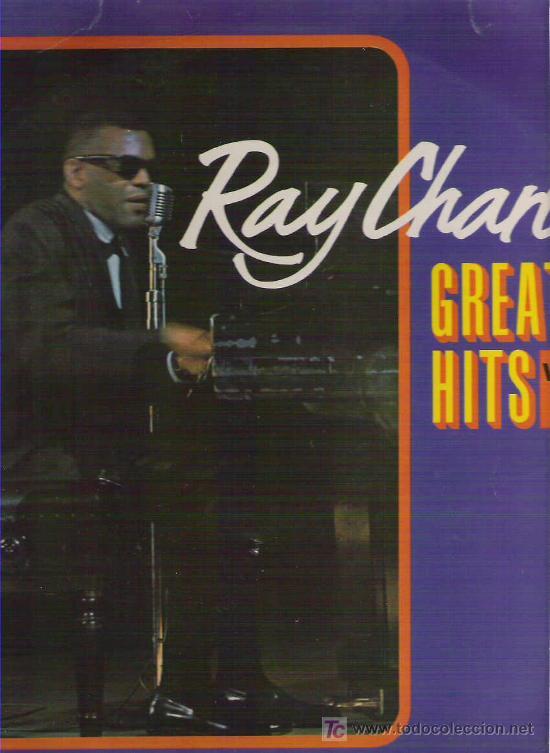 RAY CHARLES` GREAT HITS - VOLUMEN TWO **** STATESIDE UK (Música - Discos - LP Vinilo - Pop - Rock Internacional de los 50 y 60)
