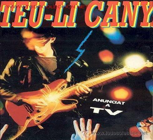 FOTEU-LI CANYA * LP * NUEVO!!! LO MEJOR DE LA HORNADA INDIE-POP CATALANA * RARE (Música - Discos - LP Vinilo - Grupos Españoles de los 70 y 80)