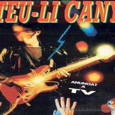 Discos de vinilo: FOTEU-LI CANYA * LP * NUEVO!!! LO MEJOR DE LA HORNADA INDIE-POP CATALANA * RARE. Lote 57648287