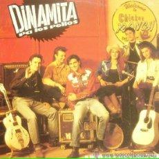 Discos de vinilo: DINAMITA PA LOS POLLOS - JUNTOS Y REVUELTOS - LP - NUEVO. Lote 24533138