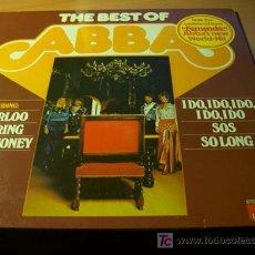 Discos de vinilo: ABBA ( THE BEST OF ) LP GERMANY. Lote 11291928