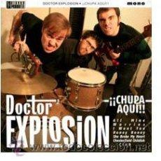 Discos de vinilo: LP DOCTOR EXPLOSION CHUPA AQUI DR VINILO ASTURIAS. Lote 111569623