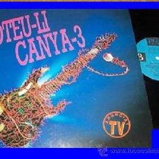 Discos de vinilo: FOTEU-LI CANYA 3 * LP * NUEVO!!!. Lote 154011826