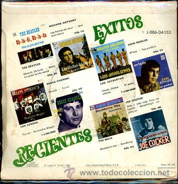 Discos de vinilo: LULU EUROVISION 1969 - Foto 2 - 24941192