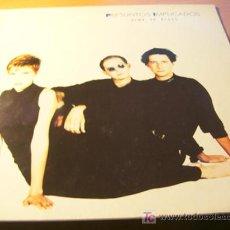 Discos de vinilo: PRESUNTOS IMPLICADOS ( ALMA DE BLUES ) LP INCLUYE ENCARTE. Lote 11358194
