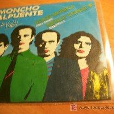 Discos de vinilo: MONCHO ALPUENTE Y LOS KWAI ( ADIOS MUÑECA / MIRALE DONDE VA) 45 RPM. Lote 11369169