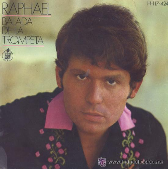 Discos de vinilo: RAPHAEL LOTE 11 EP ORIGINALES VER FOTOS ADICIONALES - Foto 2 - 25676063