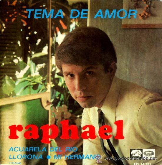 Discos de vinilo: RAPHAEL LOTE 11 EP ORIGINALES VER FOTOS ADICIONALES - Foto 3 - 25676063