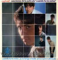 Discos de vinilo: RAPHAEL LOTE 11 EP ORIGINALES VER FOTOS ADICIONALES - Foto 4 - 25676063