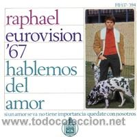 Discos de vinilo: RAPHAEL LOTE 11 EP ORIGINALES VER FOTOS ADICIONALES - Foto 6 - 25676063