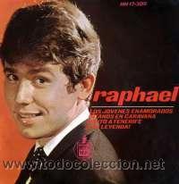 Discos de vinilo: RAPHAEL LOTE 11 EP ORIGINALES VER FOTOS ADICIONALES - Foto 9 - 25676063