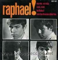 Discos de vinilo: RAPHAEL LOTE 11 EP ORIGINALES VER FOTOS ADICIONALES - Foto 10 - 25676063