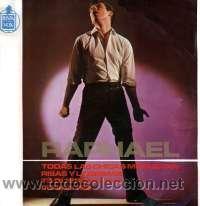 Discos de vinilo: RAPHAEL LOTE 11 EP ORIGINALES VER FOTOS ADICIONALES - Foto 11 - 25676063