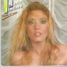 Discos de vinilo: MARIA JIMENEZ - FRENTE AL AMOR *** 1981 MOVIEPLAY. Lote 11380510