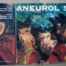 Discos de vinilo: ANEUROL 50 - SPANISH PUNK EP - NO FUTURE - 1994 - ROCK INDIANA - FOLD OUT COVER. Lote 27226550