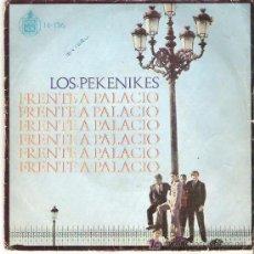 Discos de vinilo: LOS PEKENIKES - FRENTE A PALACIO *** 1966 HISPAVOX. Lote 14054823