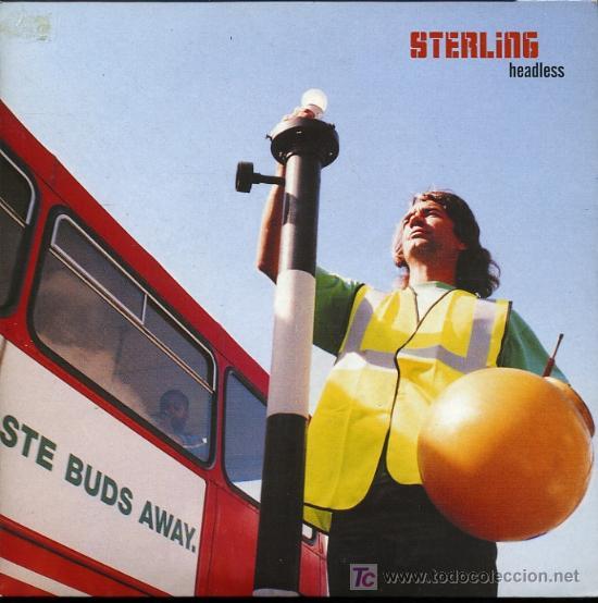 STERLING - HEADLESS / K-TOWN - 1996 (Música - Discos - Singles Vinilo - Pop - Rock Extranjero de los 90 a la actualidad)